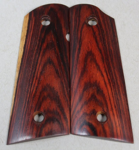 5505 Stabilized Aged Cocobolo for the  Compact 1911