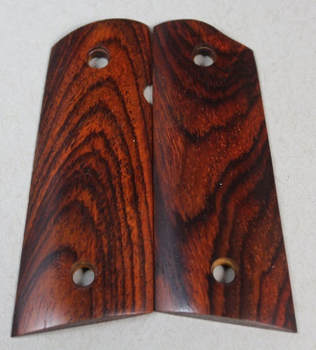 5508 Stabilized Aged Cocobolo for the  Compact 1911