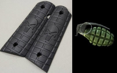 9043 Grenade Punisher sgmgrips
