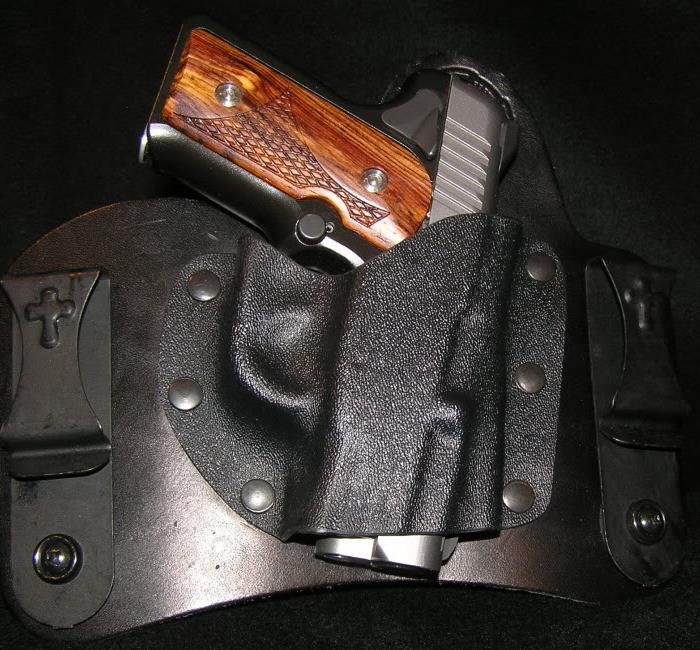 SGM 014 Kimber Solo Grips