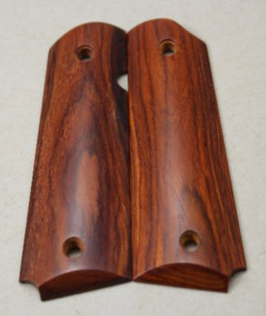 5205 Master Series Excotic High Figure/Color Cocobolo